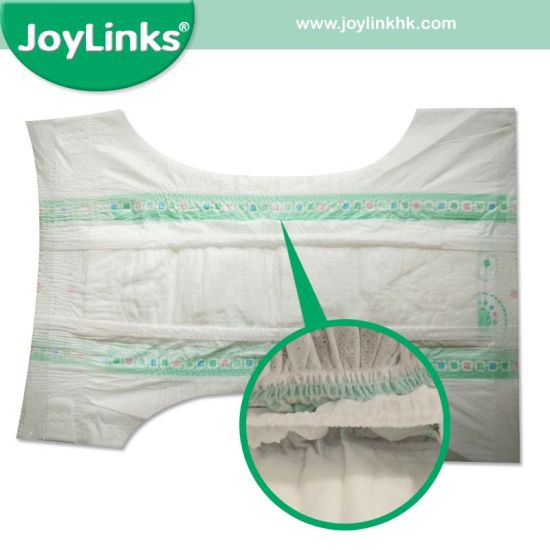 2018 OEM All Sizes Premium Adult Goods Famous Hot Selling New Cloth Disposable Baby Diaper Joylinks Cheap Factory Price pictures & photos