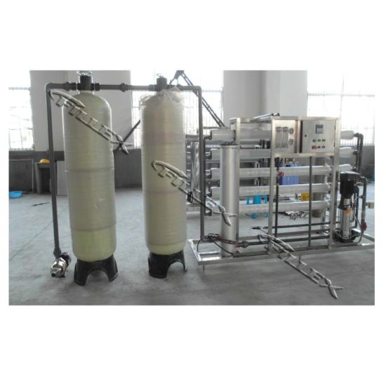 China Ce Standard Industrial RO Water Purifier System for