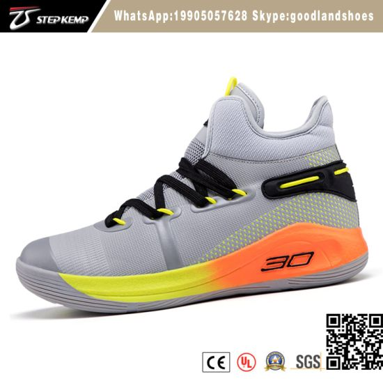 New Fashion Sneaker Basketball Running Sport Shoes for Men 6020