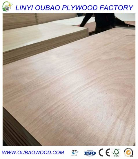 16mm Wholesale Okoume Calibration Marine Plywood for Indian Market with Good Price pictures & photos