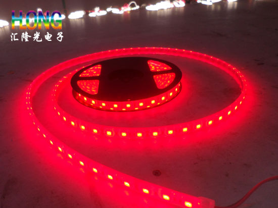 Hl-1m60 SMD5050 Hl-1m120 5050 Hl 1m60 2835 Hl-1m120 2835 LED Strip High Brightness LED Stripe Light with High Quality with CB Certificate