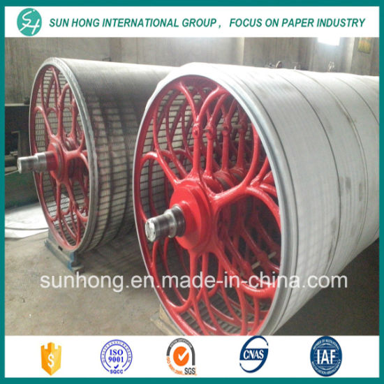 Paper Making Used Cylinder Mould pictures & photos