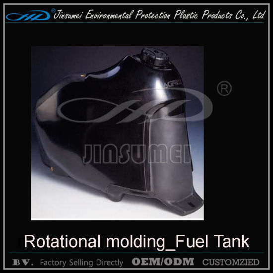 Motorcyle Parts Rotational Molding Fuel Tank with LLDPE pictures & photos