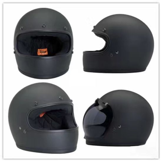 Full Face Motocross Fiberglass Helmet for Motorcycle. pictures & photos