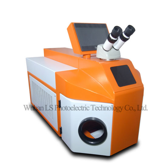 Made in China 200W Portable Laser Welding Machine for Dental