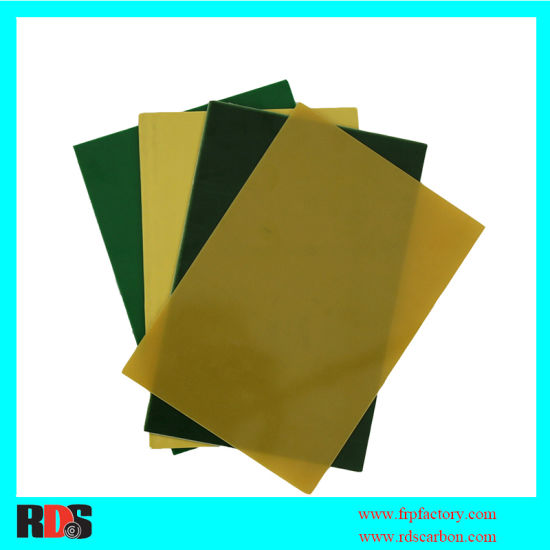 Epoxy Phenolic Glass Fabric Laminate (3240) pictures & photos