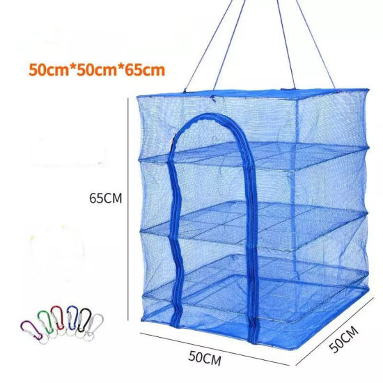 Factory Fish Food Drying Net for Sale, Fish Cage Net pictures & photos