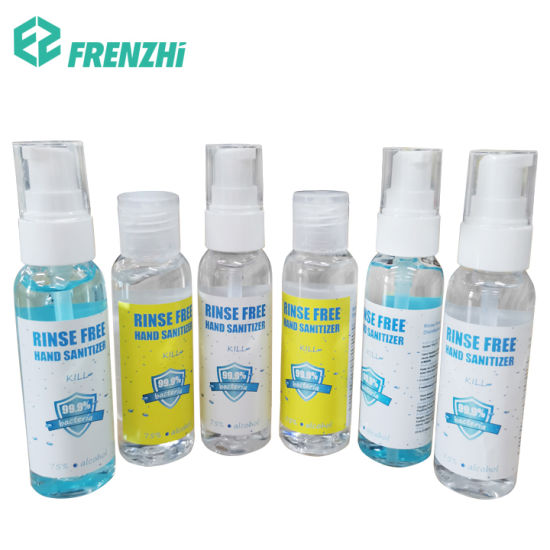 Hand Sanitizer Gel 60ml 250ml 500ml 75% Alcohol Hand Sanitizer Liquid/Gel