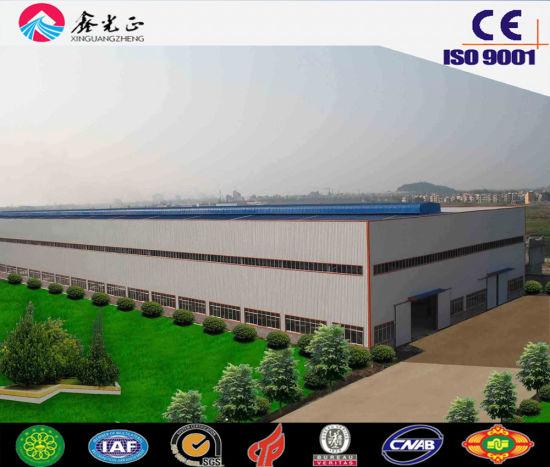 Building Materials, Steel Structure Industrial Workshop, Steel Prefabricated Warehouse