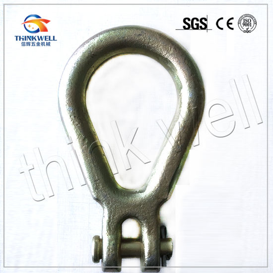 """5//16/"""" Clevis Pear Link Ring Rigging Hardware Drop Forged"""
