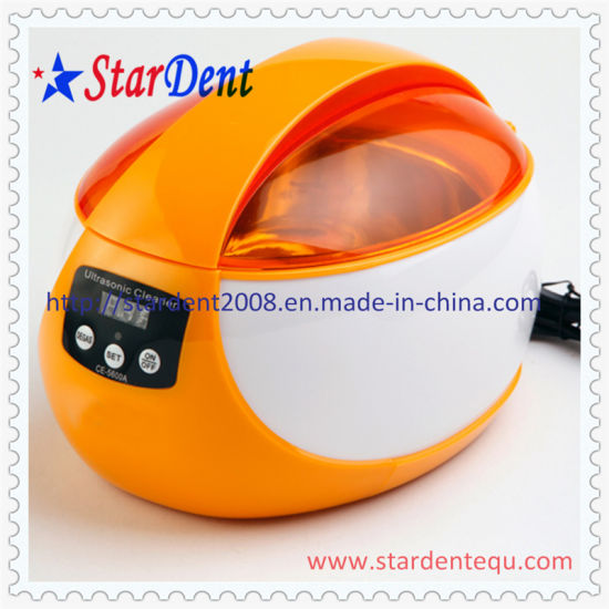 750ml Colorful Ultrasonic Cleaner of Dental Product pictures & photos