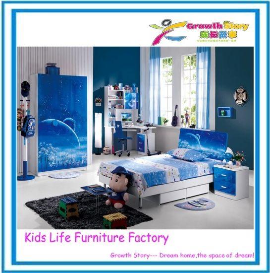 [Hot Item] Childrens Bedroom Furniture Y334