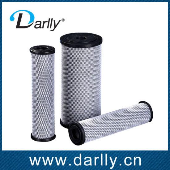 Carbon Impregnated Cellulose Filter Element