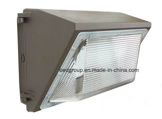 Waterproof LED Outdoor Lamp 100W LED Wall Pack Light CRI>70 Longlifespan with Ce RoHS Approval