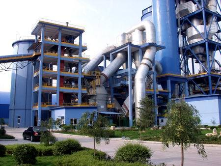 Complete Unit of Cement Production Line From Shirley pictures & photos