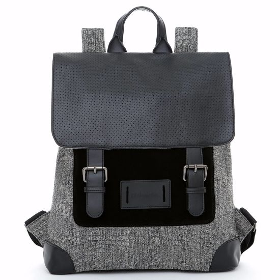 China Fashionable Design Guangdong Leather Travel Backpack Factory ... 43a5e396b2