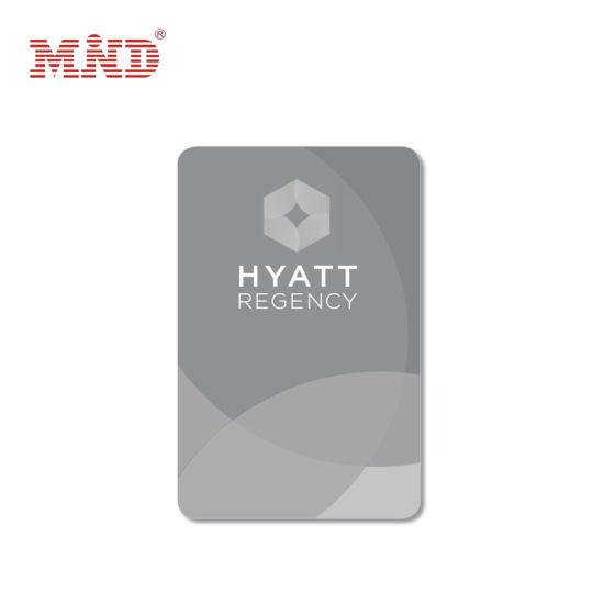 Customized Full Color Printing RFID Hotel Door Key Card Ving Card