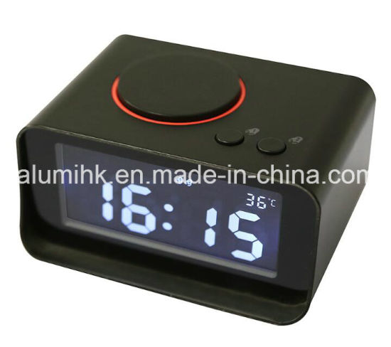 China Hotel Docking Station with Snooze & Sleep Functions