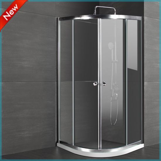 Cheap Sliding Door Shower Cubicle, Toilet and Shower Cubicles (SR9E004)