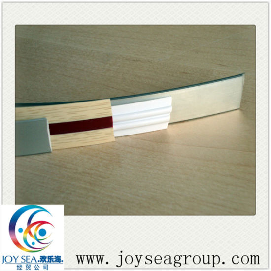 PVC Edge Banding for Furniture Drecotion with High Quality pictures & photos