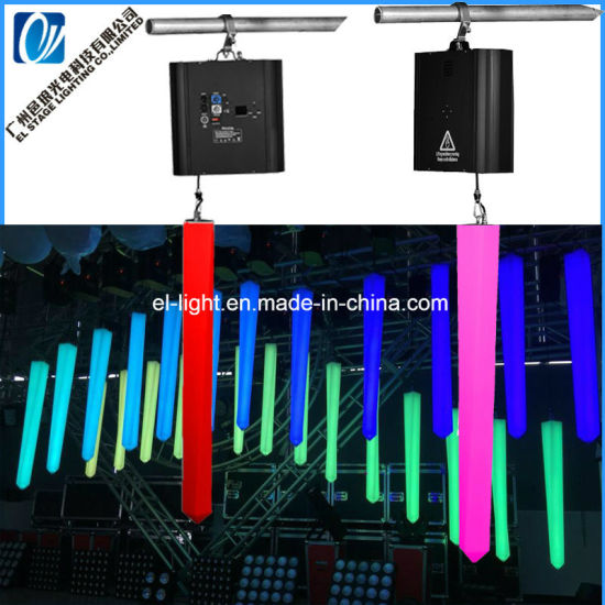 Stage Lighting with LED Tube Lifting Kinetic Light of RGBW LED Chip