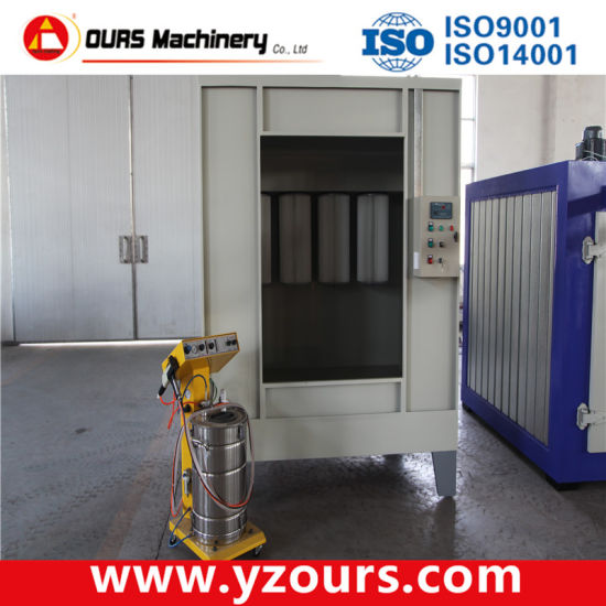 Electrostatic Powder Coating Equipment with Best Design pictures & photos
