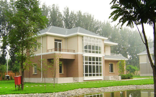 Steel Structure House, Steel Structure Villa (SSW-594) pictures & photos