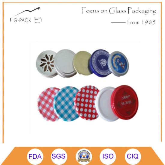 Lug Cap for Glass Jar Sealing Purpose