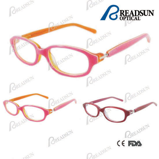 Acetate Baby Optical Frames with 180 Degree Rotating Hinge (OAK280013-1)