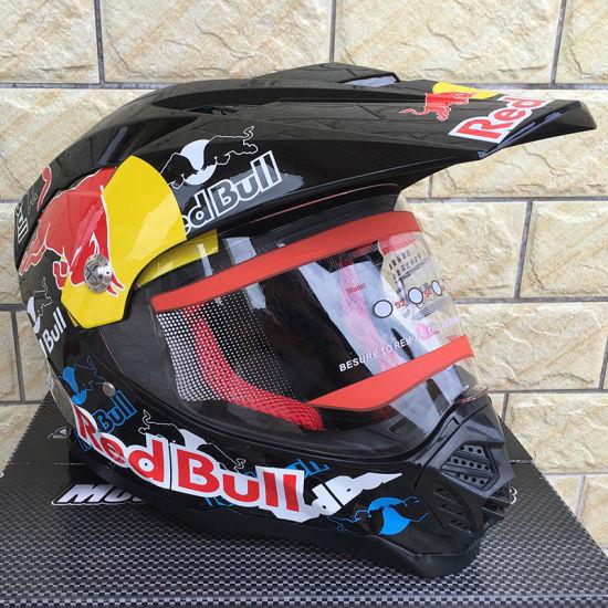 China Crash Helmet Cool Off Road Motorbike Helmet With Factory Price