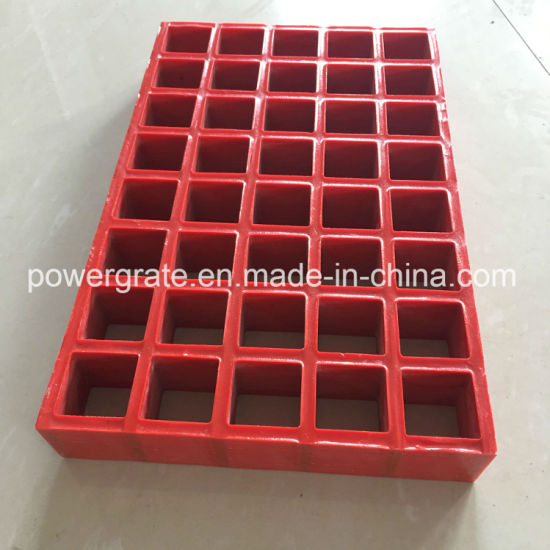 FRP Grating, Fiberglass FRP Grating with Smooth Surface pictures & photos