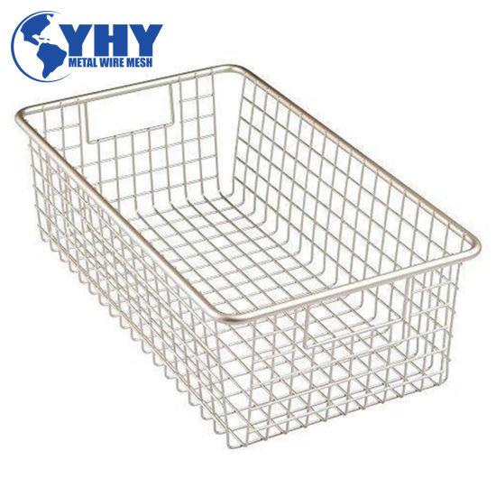 Metal Steel Basket for Hanging Sampling Basket