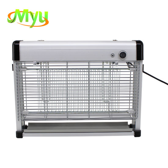 Mk Indoor Use Bug Zapper with Aluminum Alloy Casing Made in China