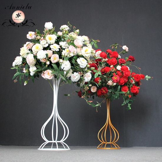 China Cheap Wedding Table Centerpiece Wedding Party Event