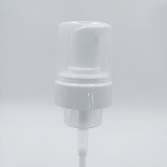 Wholesale PP 43mm Neck Plastic Liquid Soap Foam Pump Dispenser