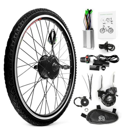 Agile Factory Supply 36V 250W Electric Bicycle Conversion Kit for Sale