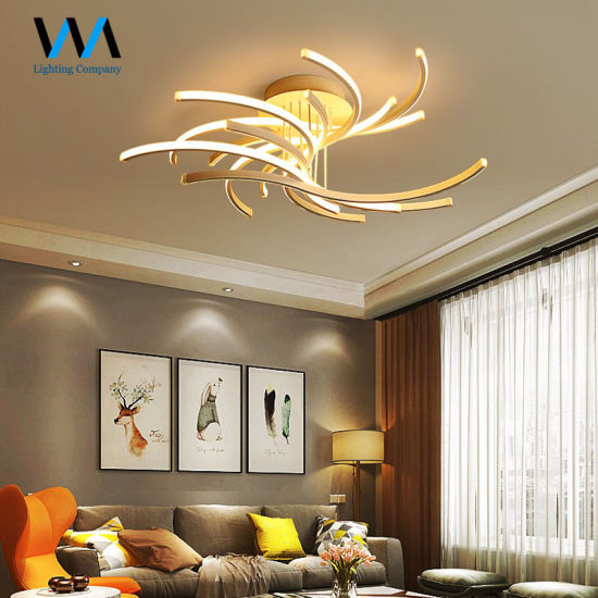 Remote Control Lighting Study Fashion Ceiling Lamps LED