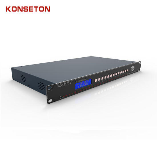 Kst-WiFi DSP6100 5G WiFi Encryption Wireless Conference System Controller