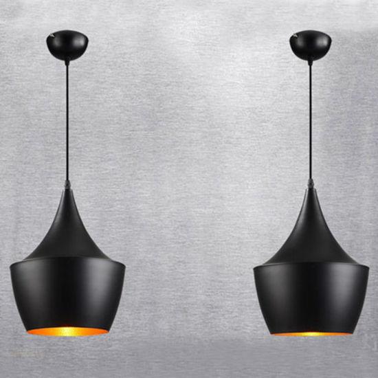 Industrial Style in American Aluminium Pendant Lamp for Restaurant