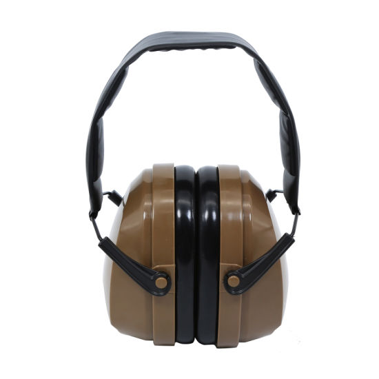 Noise Reduction Ear Muffs NRR 26 DB Shooters Hearing Protection Headphones With