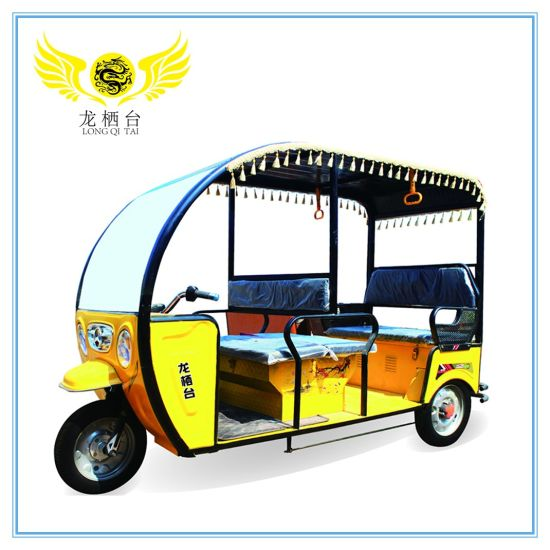 Electric Tricycle Manufacturer Philippines for Taxi with Cover
