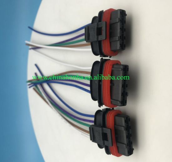 China 5 Pin Automotive Ky Ts16949 Car Waterproof Connector ... on oxygen sensor extension harness, pet harness, safety harness, pony harness, battery harness, engine harness, obd0 to obd1 conversion harness, dog harness, electrical harness, fall protection harness, alpine stereo harness, radio harness, amp bypass harness, suspension harness, maxi-seal harness, nakamichi harness, cable harness,