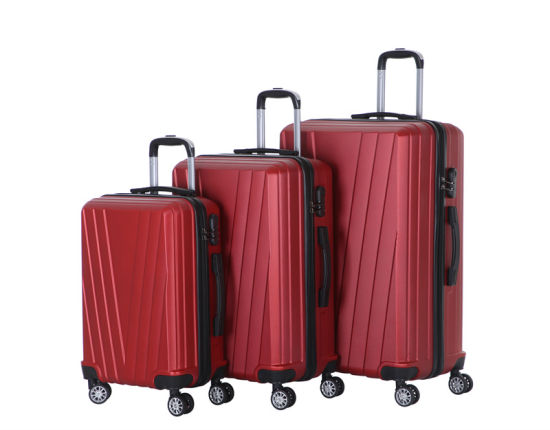 Lightweight Sky Travel Suitcase Bag Outdoor Storage Luggage Bag (XHA154)
