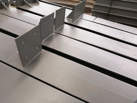 Modern Design Economy Durable Steel Structure H Beam Building Materials