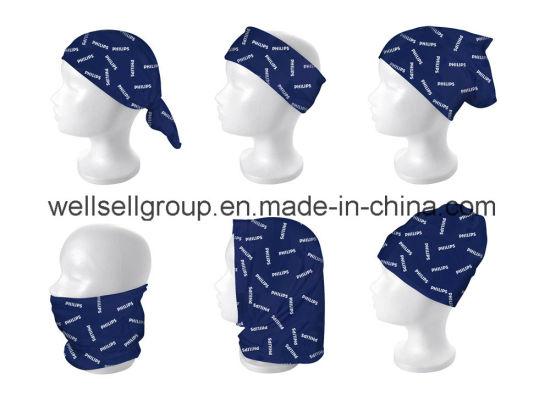 2015 New Style Seamless Tube Multifunctional Magic Bandana/Headband