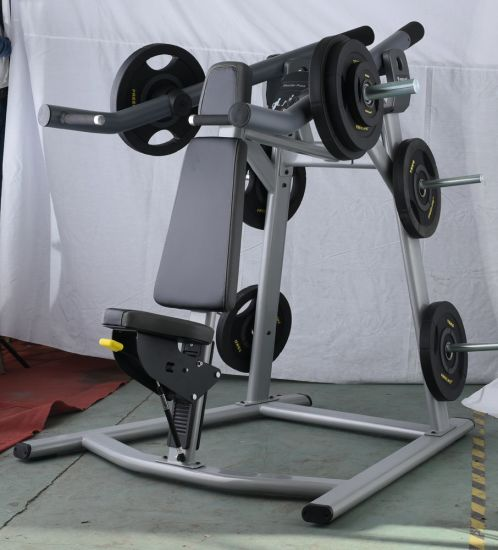 Precor Discovery Series Fitness Equipment Angled Leg Press (SE14) pictures & photos