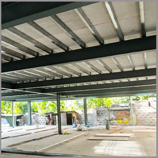 Light Material Prefabricated Steel Building Professional Factory Steel Structure