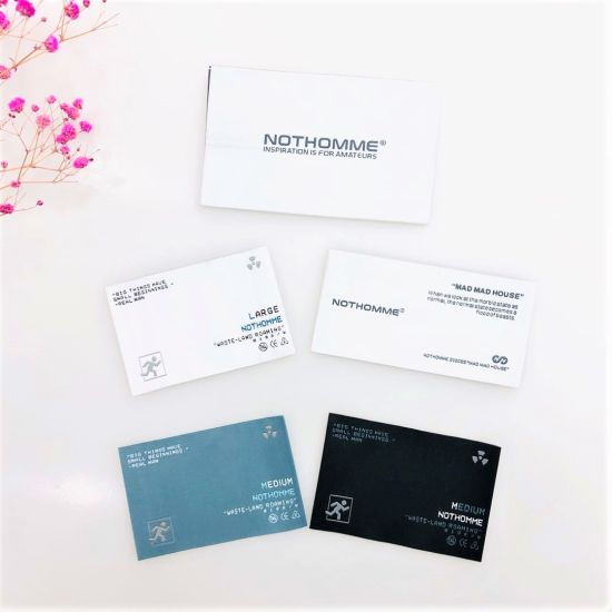 Notheme Customized Woven Label Hot Sell for Garment Decoration Accessories