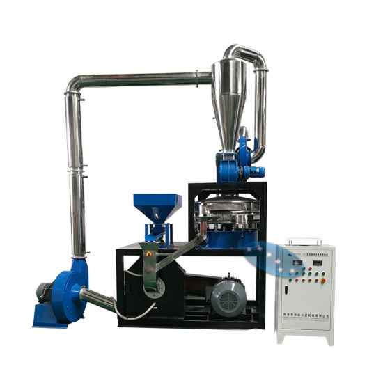 Made in China PE PVC Plastic Pulverizer Machine