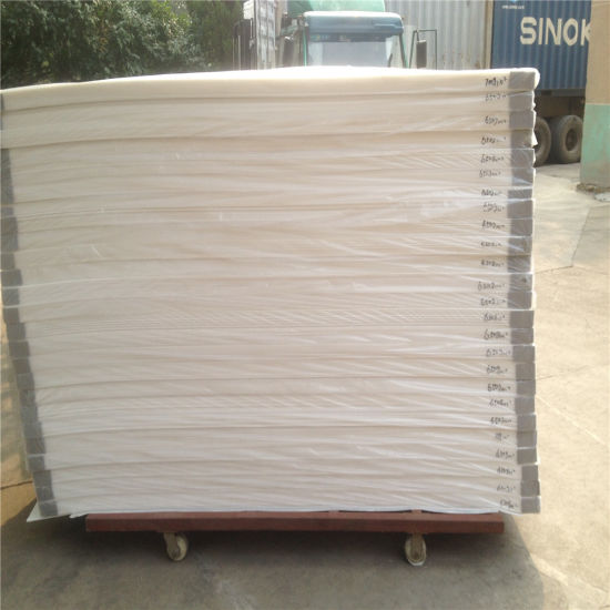 3.5mm Thickness 700GSM Polypropylene Hollow Sheet pictures & photos